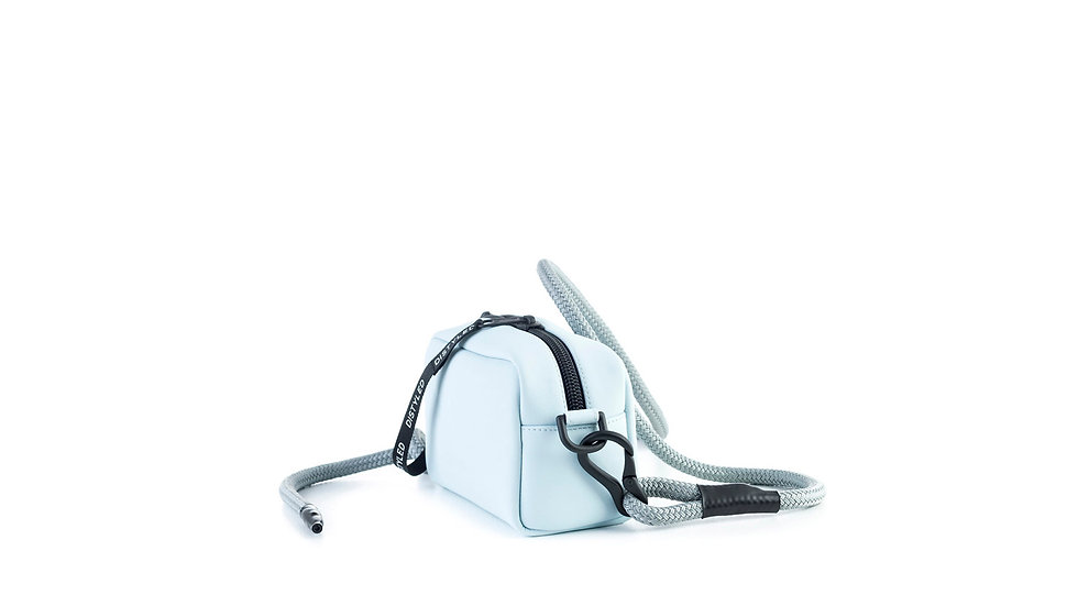 Camera bag, xsmall / rope strap blue Distyled