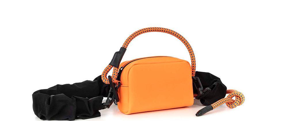 Eco camera bag, small / rugged strap / rope
