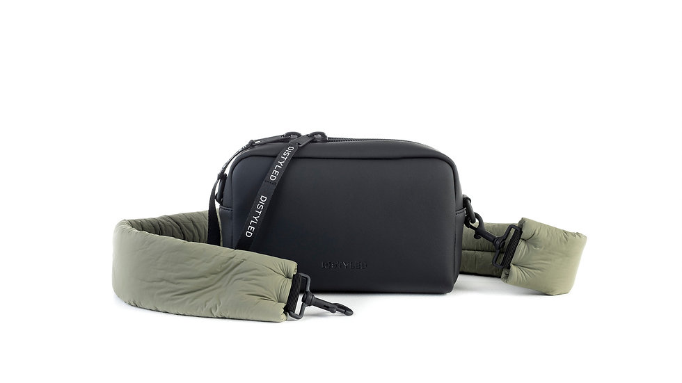 Camera bag, big/ padded strap