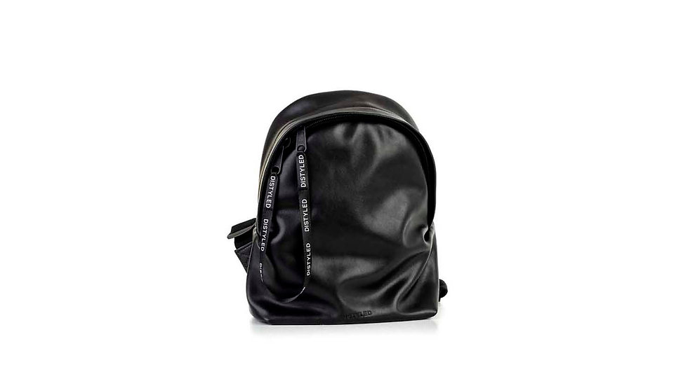Leather Day pack, small