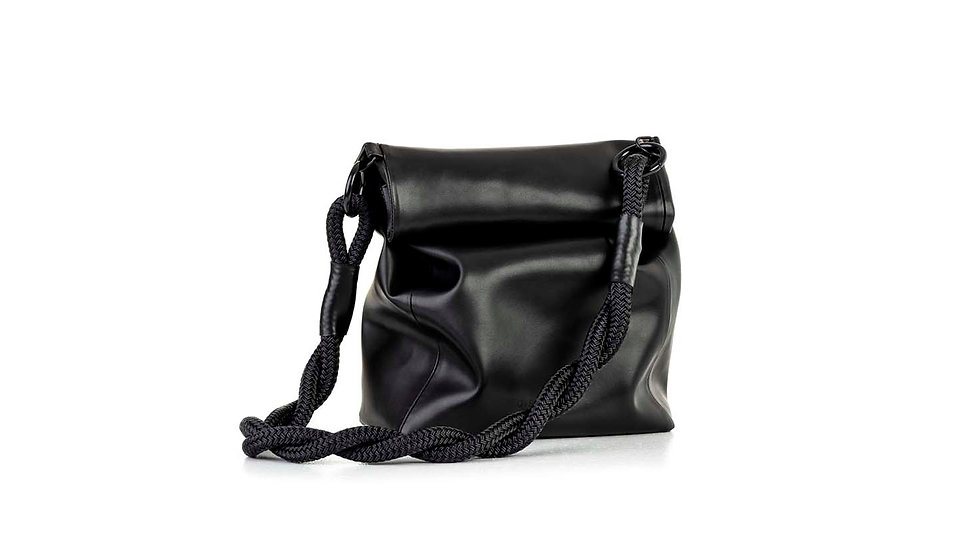 Eco Lunch bag / twisted strap