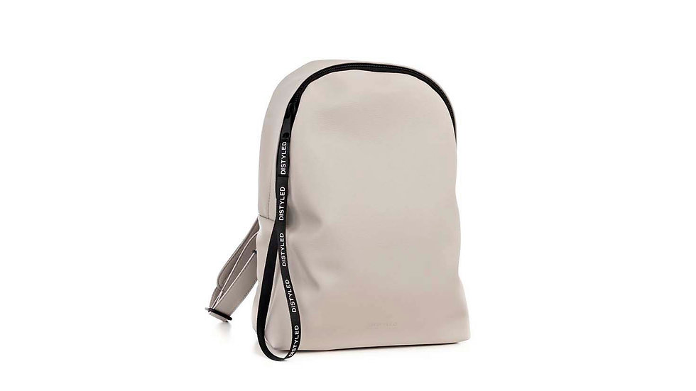 Eco Day pack, medium backpack beige Distyled