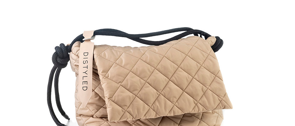 Quilted pillow bag, big