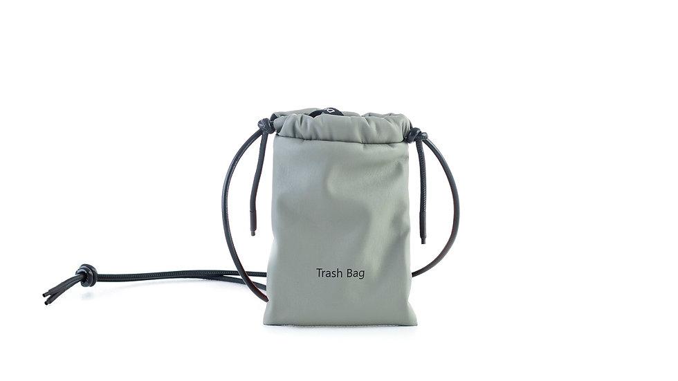 Mini trash bag sage Distyled