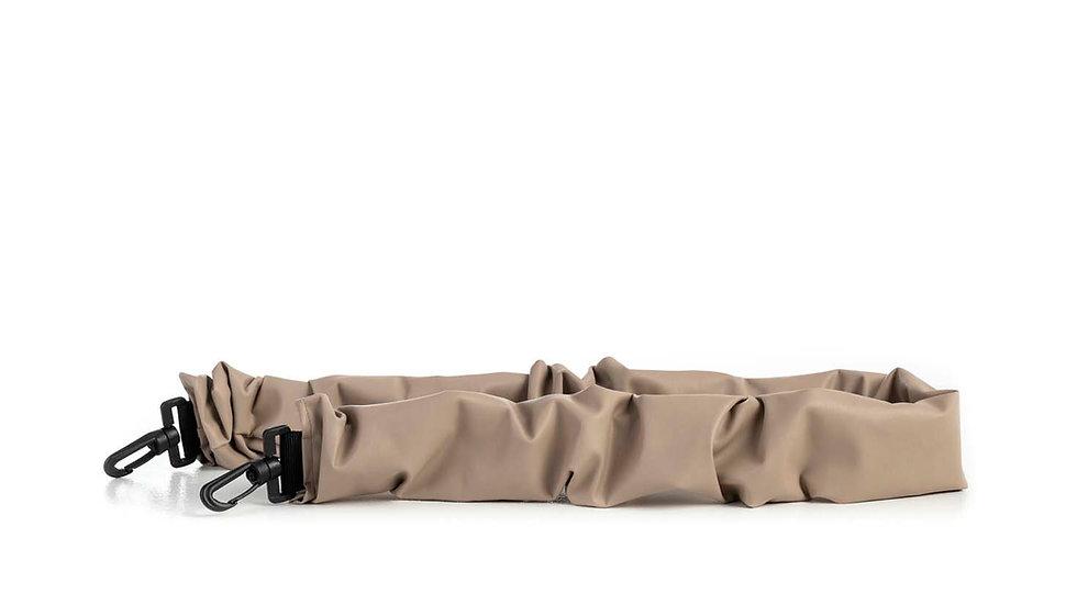 Rugged bag strap black Distyled