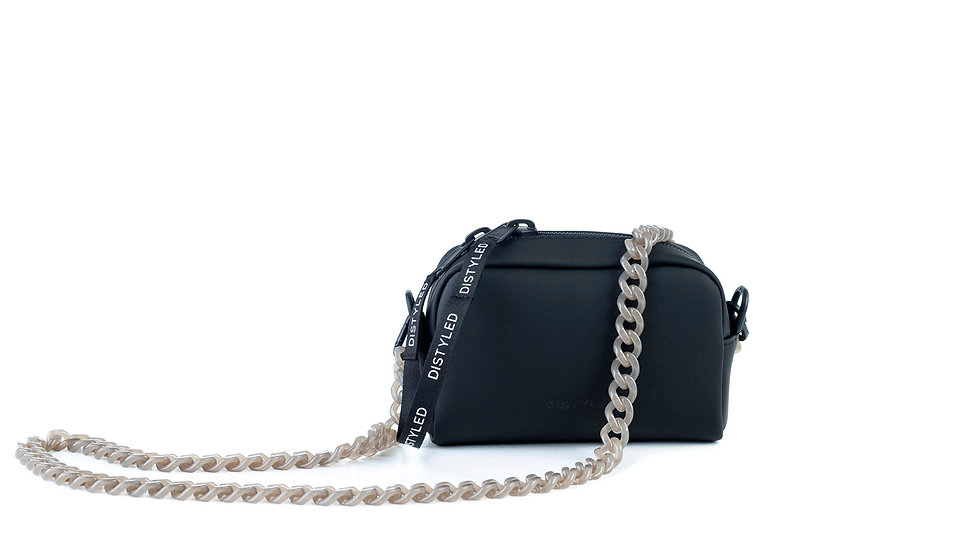 Eco camera bag, small / chain