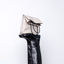 Distyled - sustainable fashion brand - zero waste, vegan leather, eco friendly, recycled bags 5