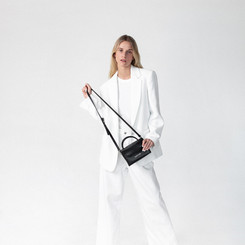 Distyled - sustainable fashion brand - zero waste, vegan leather, eco friendly, recycled bags 13