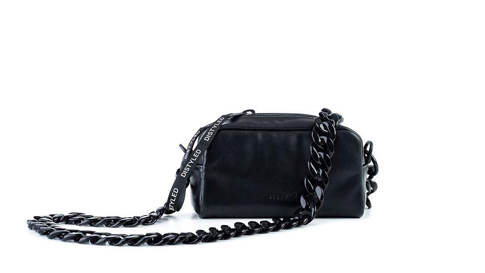 Eco camera bag, medium/ chain