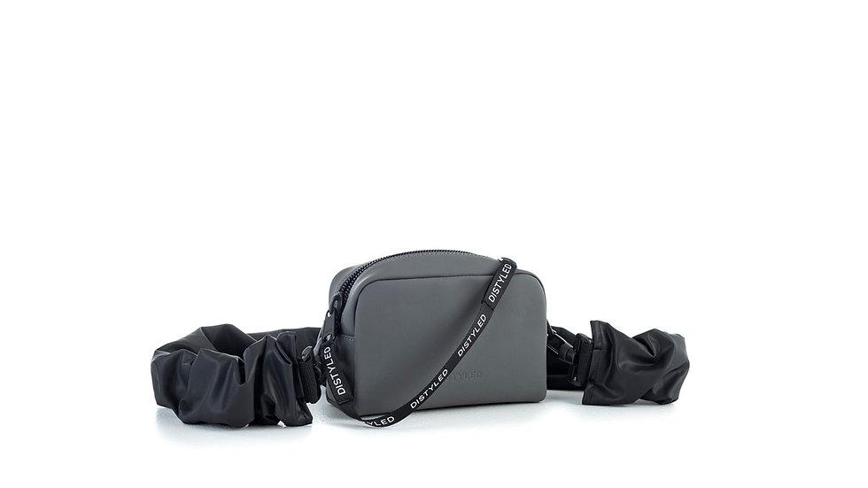 Camera bag, xsmall / rugged strap grey Distyled