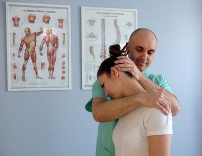 fisioterapia cervicali
