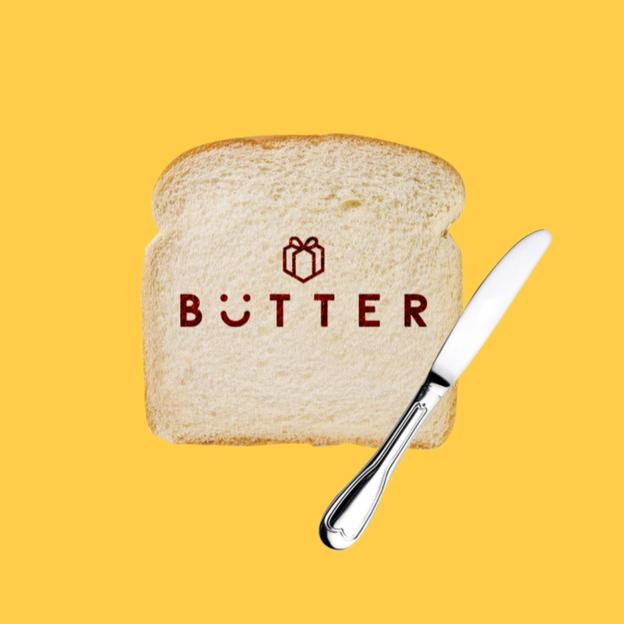 버터 광고 디자인