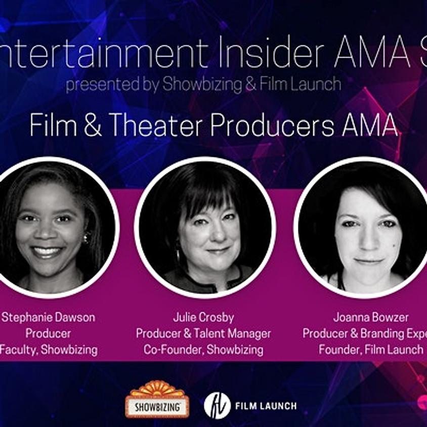 The Entertainment Insider AMA Series