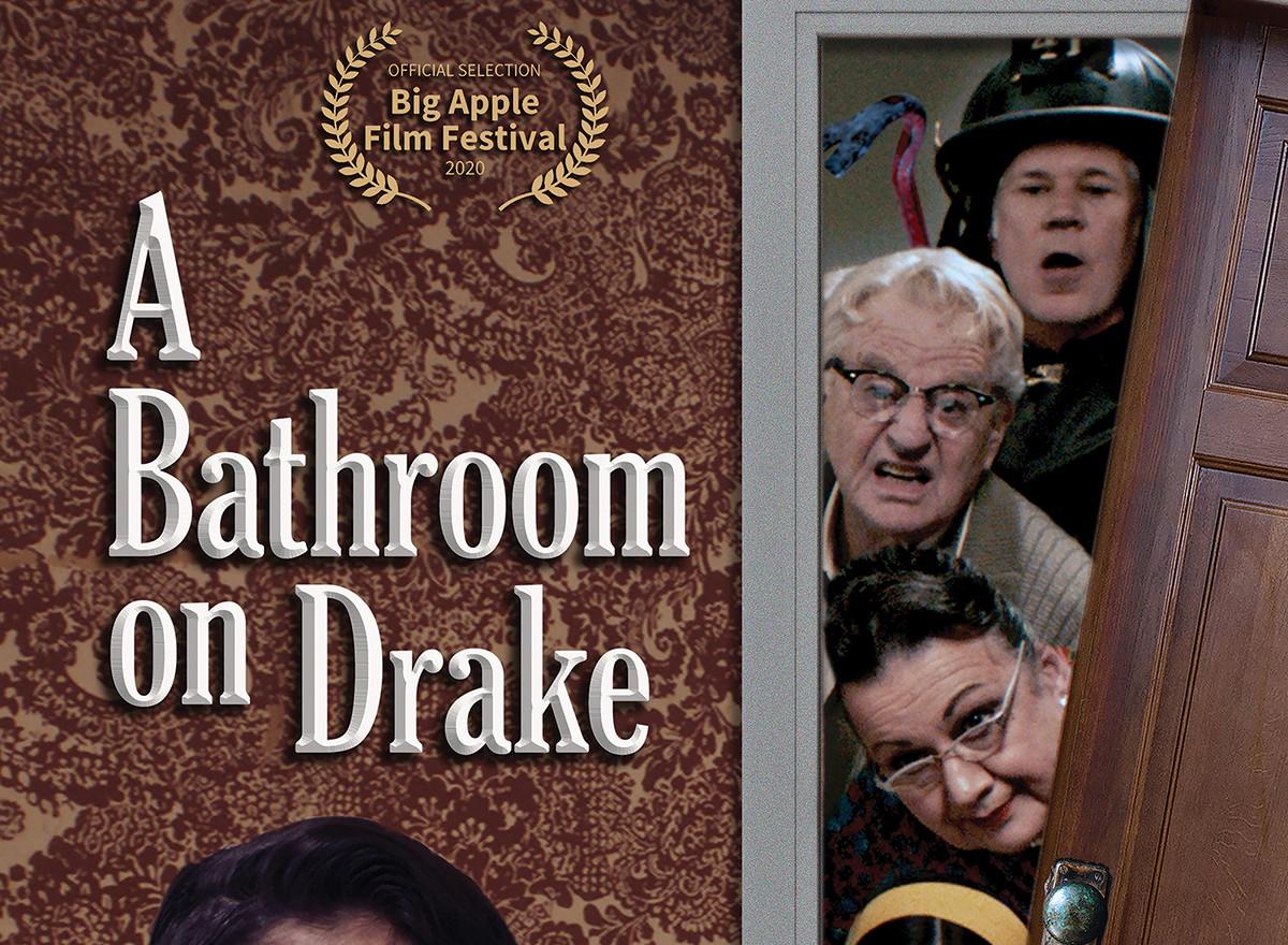 A Bathroom on Drake
