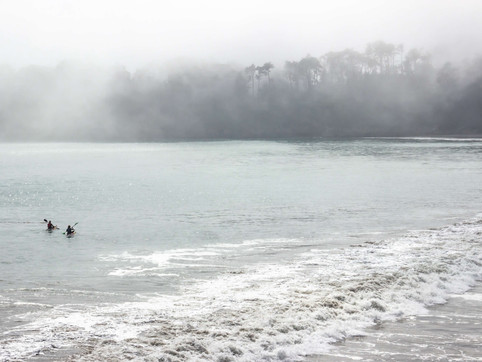 Paddle in the Mist