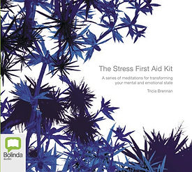 Stress First aid Kit Meditation