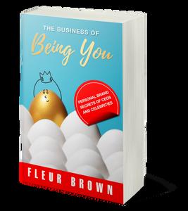 Book by Fleur Brown