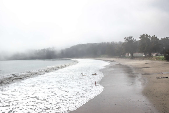 Drifting Mist