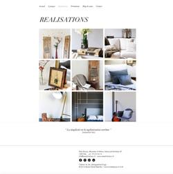 Katia Bornoz site internet