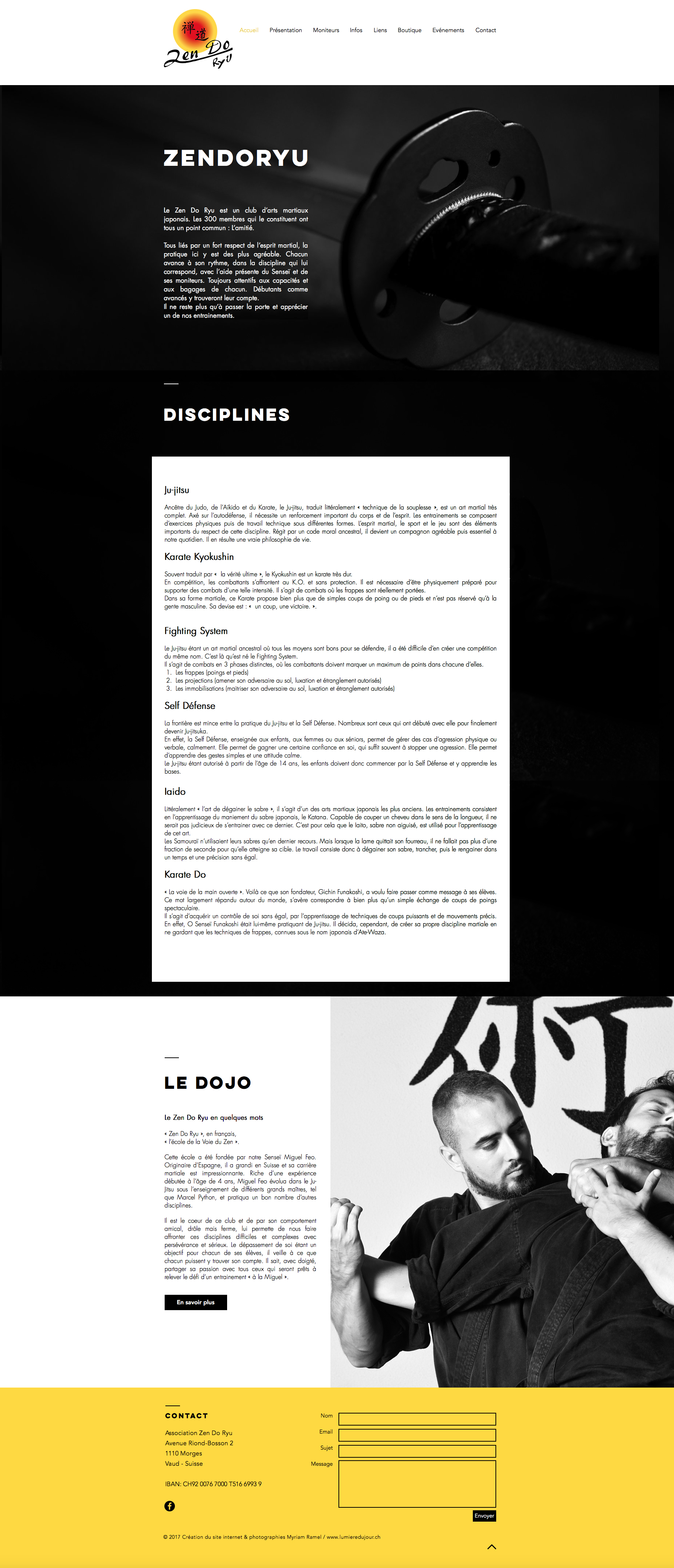 Site Zendoryu 1