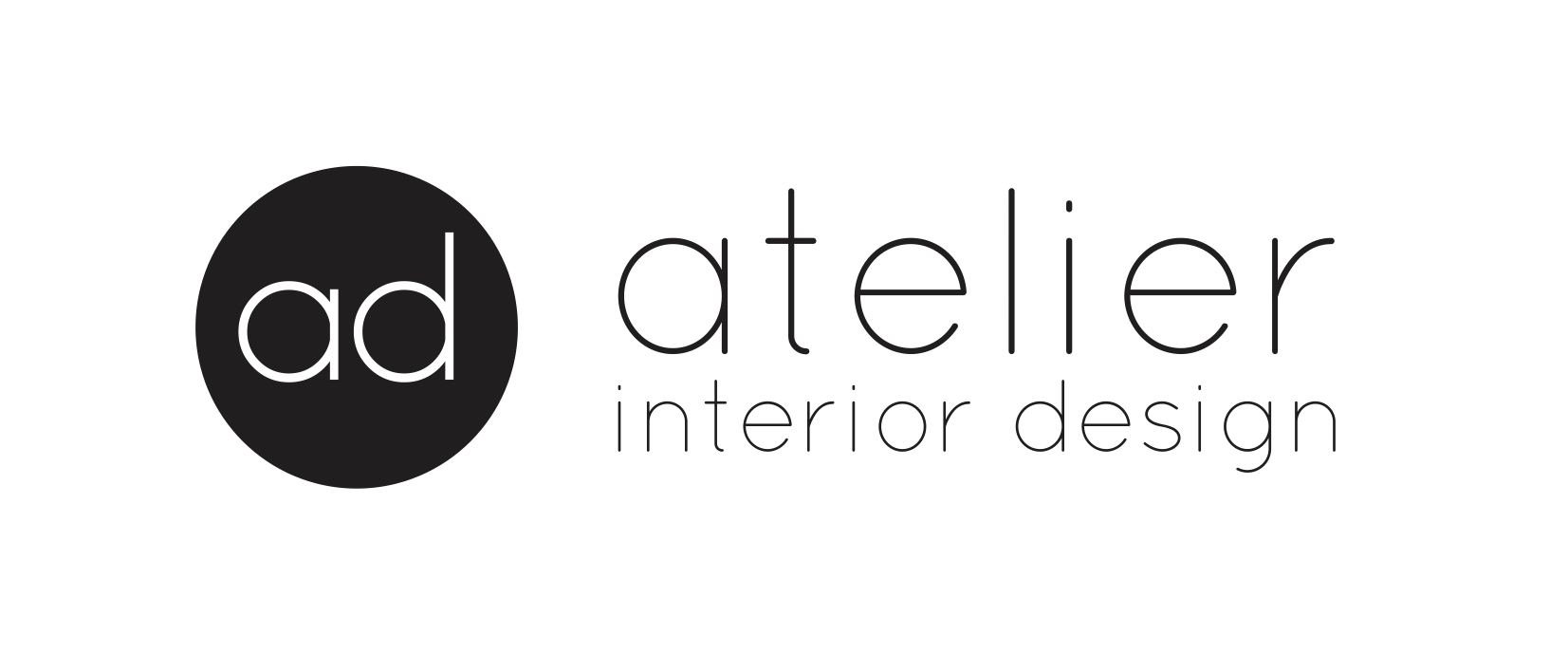 Atelier interior design