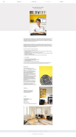 Creation du site internet St-Laurent psy