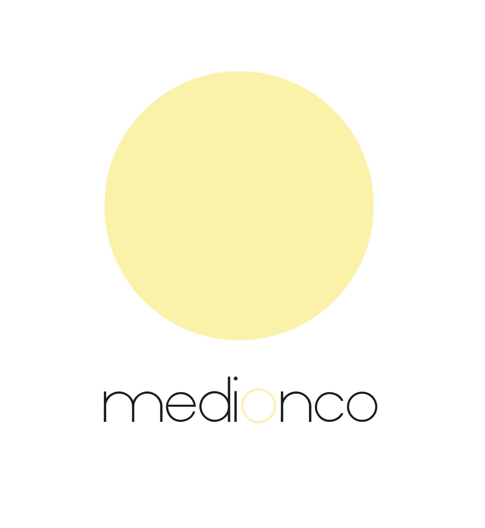 Proposition de logo Medionco - Myriam Ra
