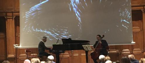 Conférence « Musique et Mémoire » par les Professeurs Bernard et Christophe Arbus