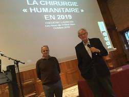 """Conférence du Pr Frédéric Lauwers """"La chirurgie humanitaire"""""""