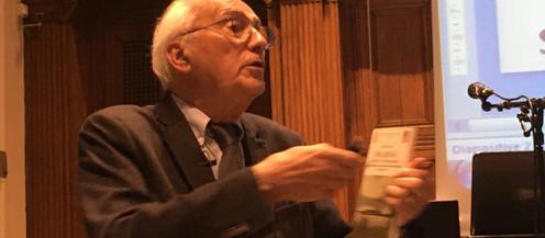 """Conférence du Pr Jacques Frexinos """"L'histoire de Toulouse depuis la Révolution Française&qu"""