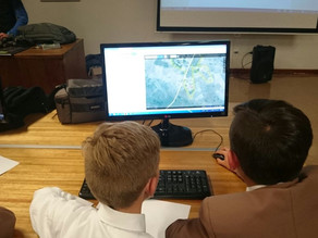 YouthMappers reach out to schools