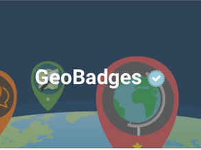 Now earn your GeoBadge with YouthMappers