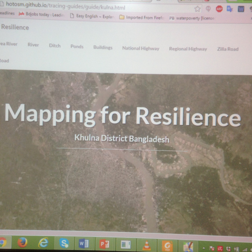 USAID GeoCenter Mapping4Resilience