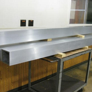 Aluminum Box Tubing