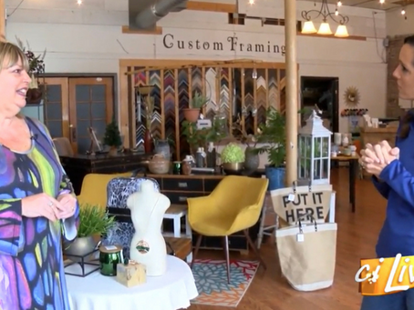 Eclectic + Tasty in the Heart of Sullivan, IL