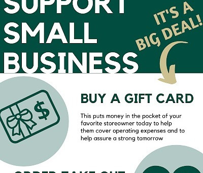 Support Small During Big Pandemic