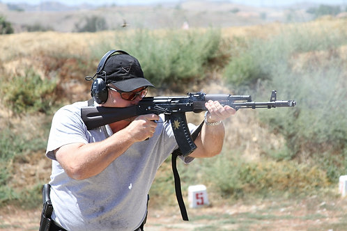 Larry Vickers 1 Day AK Operator Class April 11,  2021 East Granby, CT