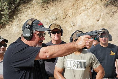 Leatham/Bryan Morgan 3 Day Advanced Handgun Dec 3-5, 2021 Casa Grande AZ