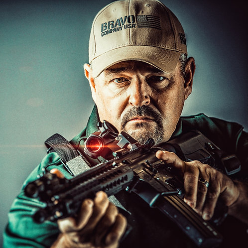 Larry Vickers 2 day Carbine Operator Jan 2-3rd, 2021 St. Augustine, FL