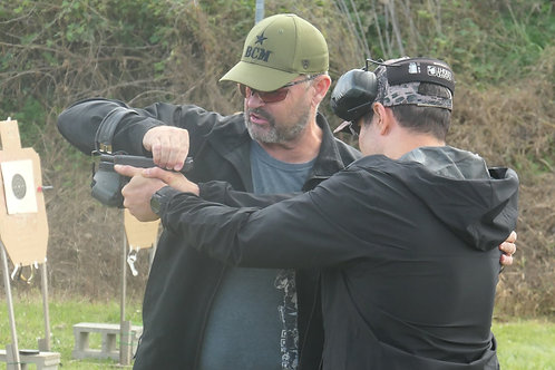 Larry Vickers 2 Day Handgun Operator June 4-5th, 2021 Johnston, IA