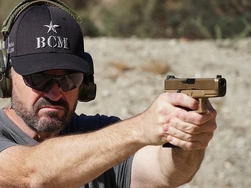 Larry Vickers 2 Day Handgun Operator Jan. 15-16, 2022  Los Angeles, CA