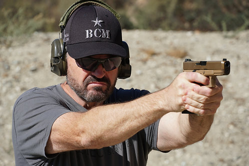 Larry Vickers 2 Day Advanced Handgun July 16-17th 2021, East Grand Forks MN