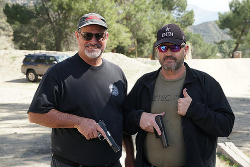 Vickers/Leatham 3 Day Advanced Pistol Date Nov 12-14, 2021 Los Angeles