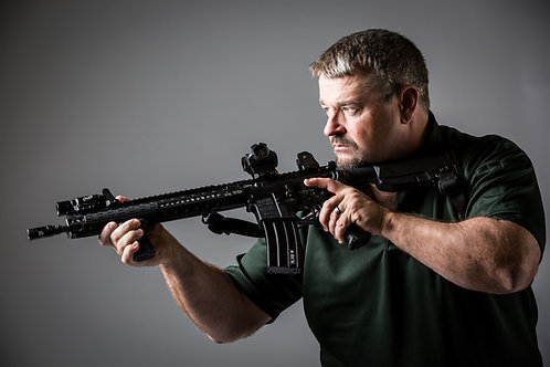 Larry Vickers Battle Rifle Class May 14, 2021, Gainesville, TX