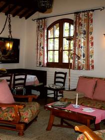 Villa Topolino Wohnzimmer