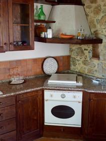 Villa Topolino - Küche