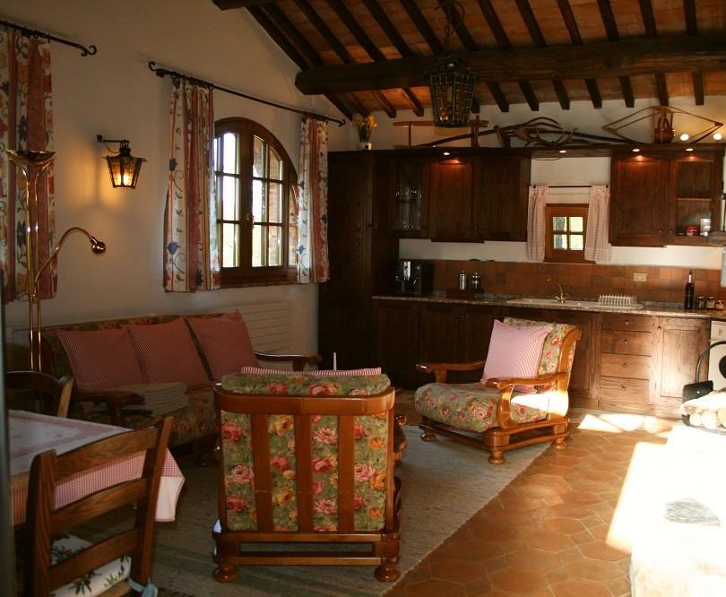 Cucina Villa Topolino
