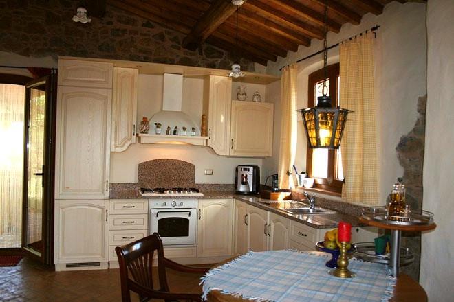 Cucina Villa Santi