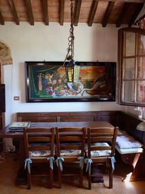 Villa Topolino Esstisch