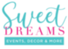 Sweet Dreams Events, Decor & More_Final-